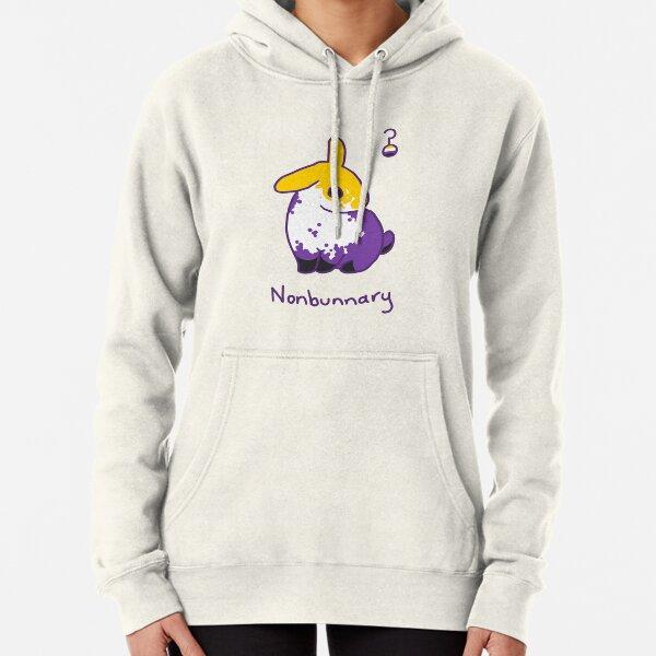 Original Nonbunnary Pullover Hoodie