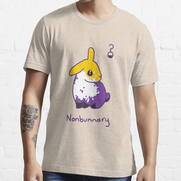Original Nonbunnary Essential T-Shirt