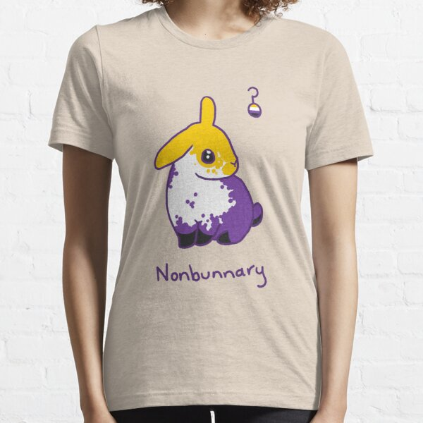 Original Nonbunnary Essential T-Shirt