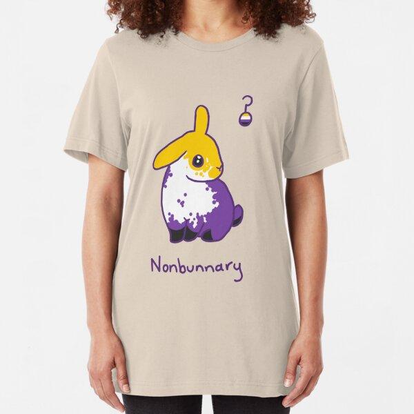 Original Nonbunnary Slim Fit T-Shirt