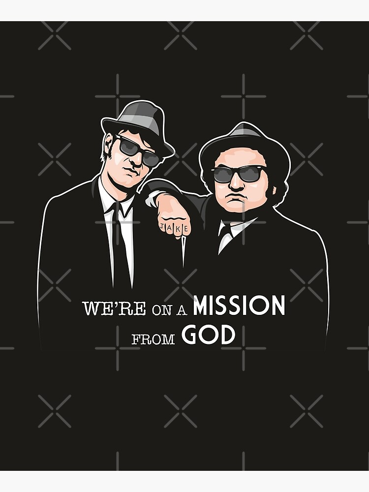 The Blues Brothers by jamieleeart