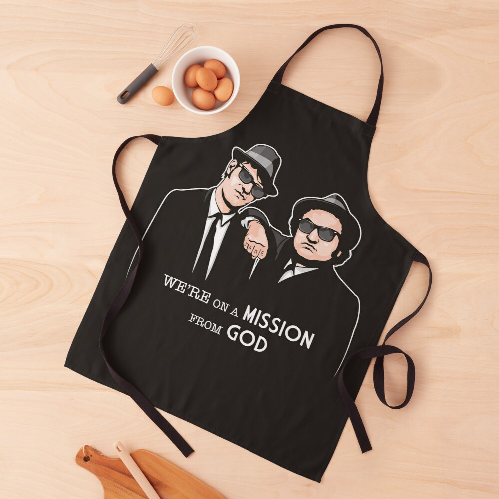 The Blues Brothers Apron