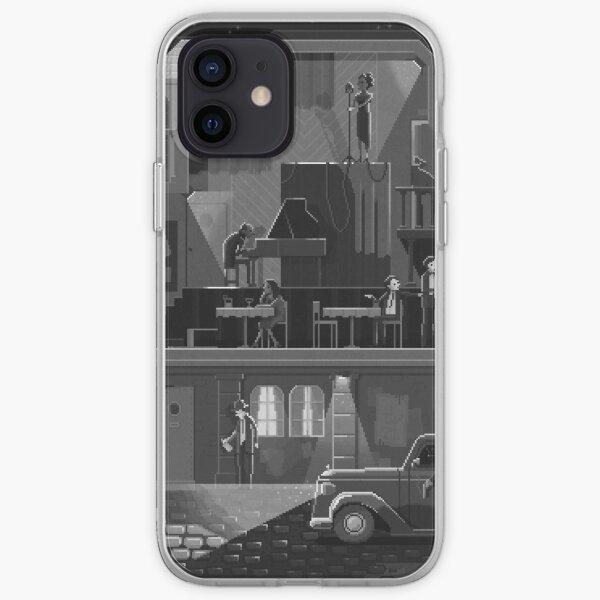 The Night Club iPhone Soft Case