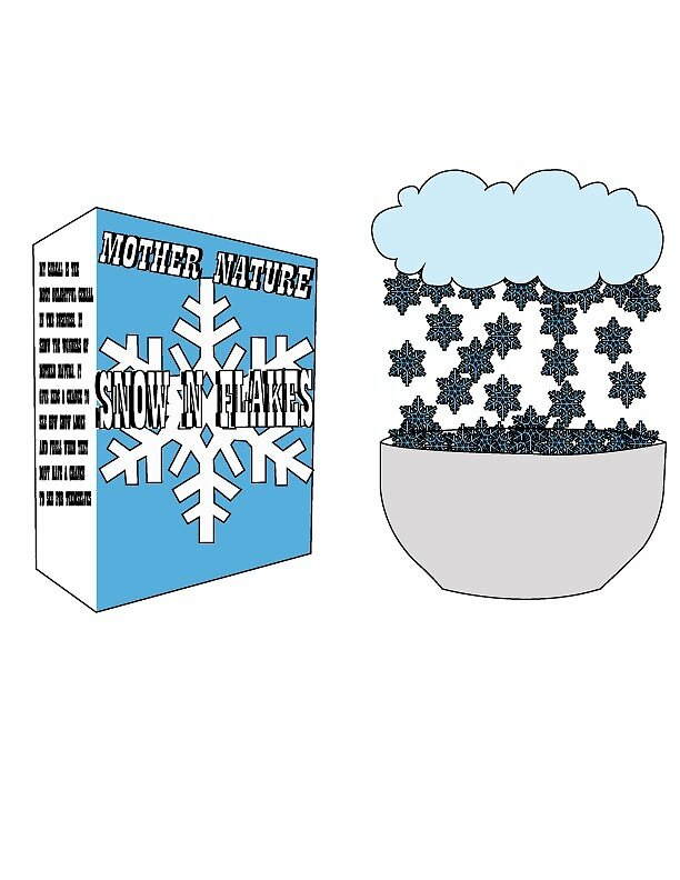 Snow N Flakes by yoyosolo123