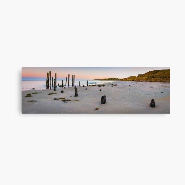 Port Willunga Beach Canvas Print