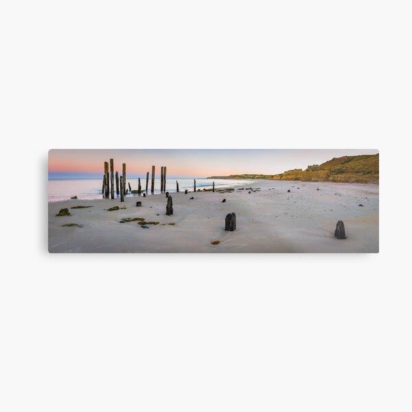 Port Willunga Beach Metal Print