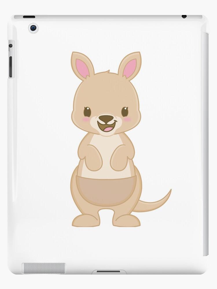 Cute Kawaii Kangaroo Von Billiekeeses