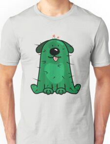 Hi! Do you like cactus? Unisex T-Shirt