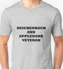 Reichenbach and Appledore Veteran Unisex T-Shirt