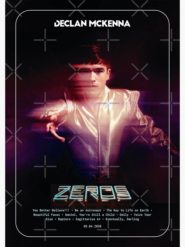 Declan McKenna: Zeros. Vinyl & CD. Norman Records UK