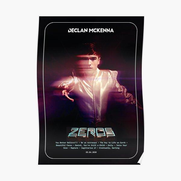 Declan McKenna - Zeros (2020) Music Album Cover Poster