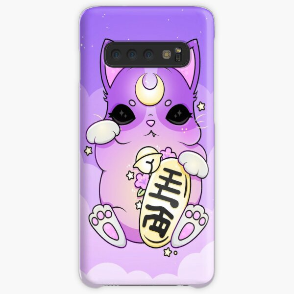 ☽ ☾ Moon Maneki Neko ☽ ☾ Samsung Galaxy Snap Case