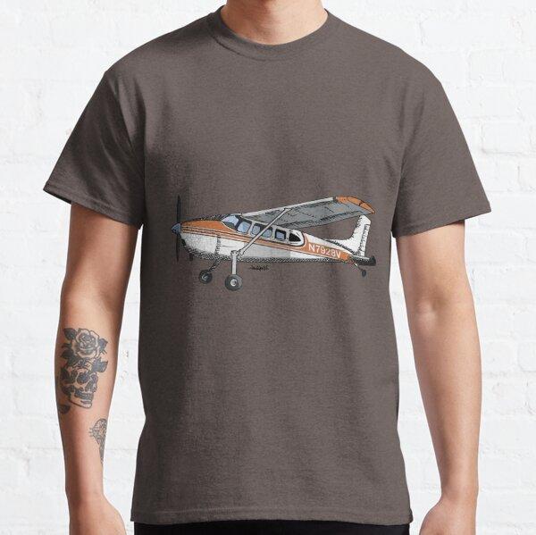 Cessna Bush Plane 180 Classic T-Shirt