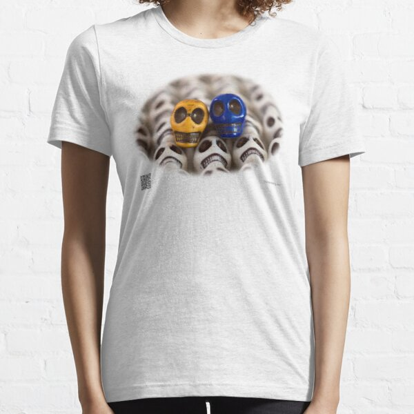Old Gold And Blue Essential T-Shirt