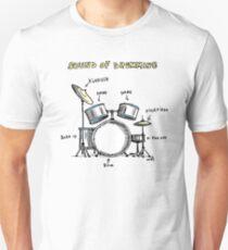 Sound of Drumming - Drumset T-Shirt