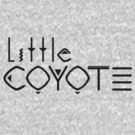 Little Coyote font logo by milkyt