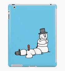 Snowman Killer iPad Case/Skin