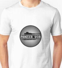 panzer vor 2 without text T-Shirt