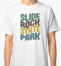 Slide Rock State Park Classic T-Shirt