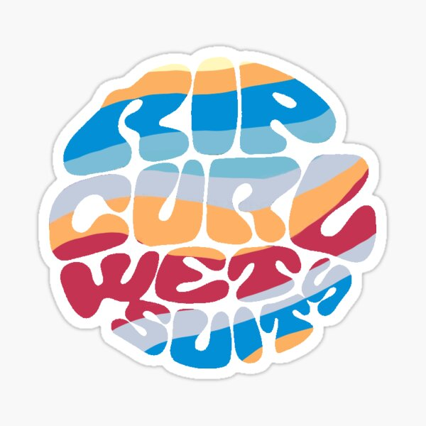 Combinaisons Rip Curl Sticker