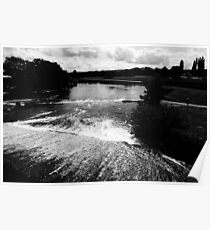 Rushing Waters, Deep Run Poster