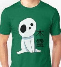 Princess Mononoke - Kodama wondering T-Shirt
