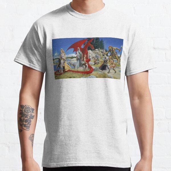 Everquest Main Art Classic T-Shirt