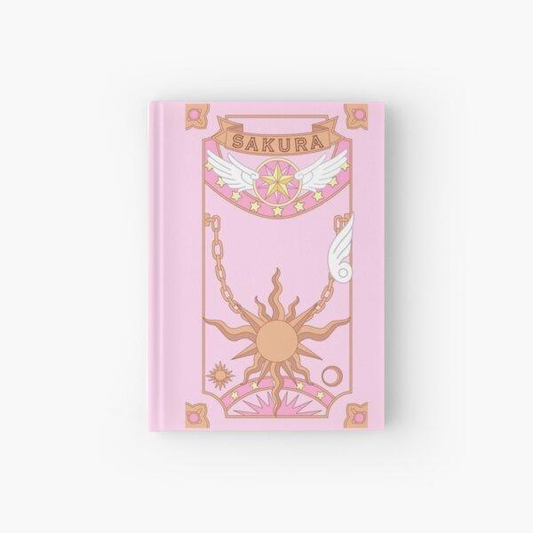 Sakura Cardcaptor Clow Card Tarot Hardcover Journal