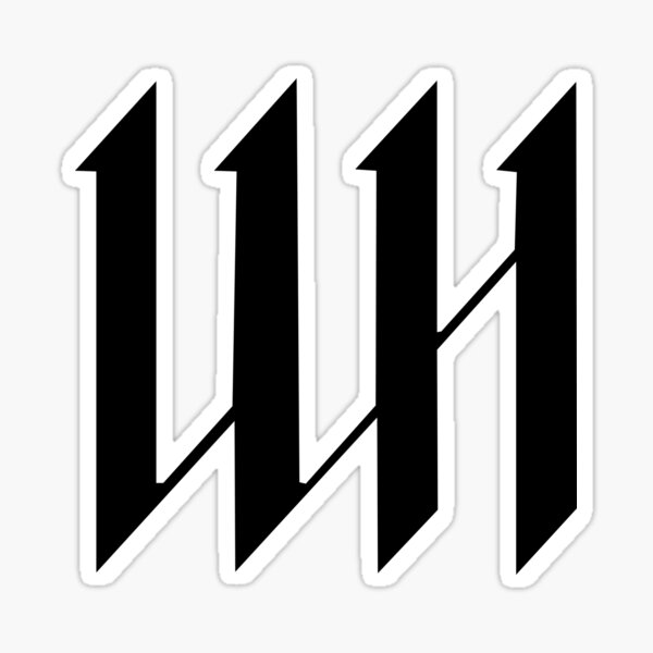 Wonho Sticker