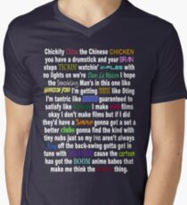 One Week (Barenaked Ladies) Men's V-Neck T-Shirt