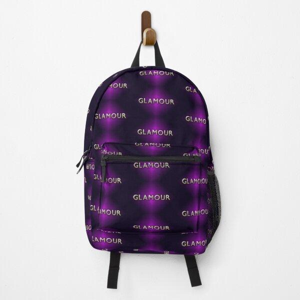 Purple Glamour Merchandise Backpack