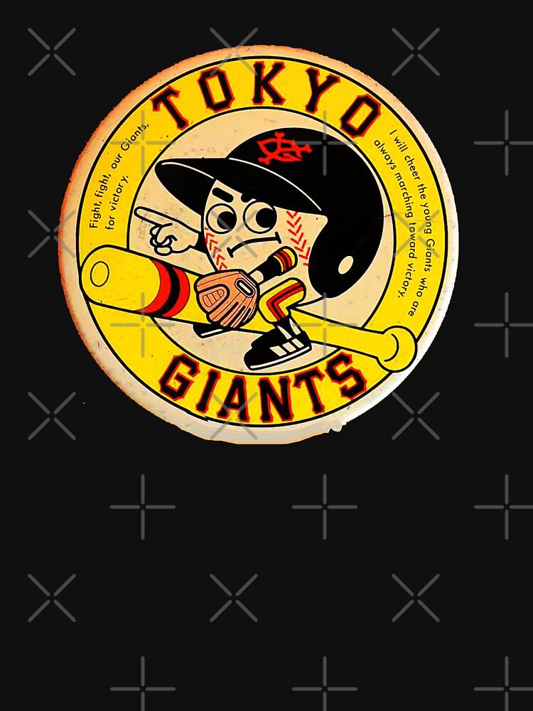 TOKYO GIANTS VINTAGE JAPAN SHIRT  by Slammerdunker