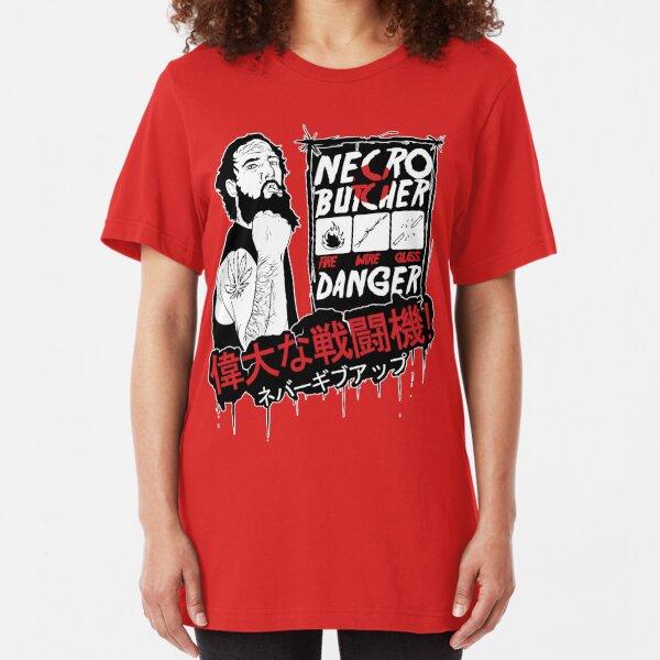 Necro Butcher - JAPAN Slim Fit T-Shirt