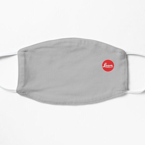 Leica Loser Vintage Logo Photography Film Funny Tribute Flat Mask