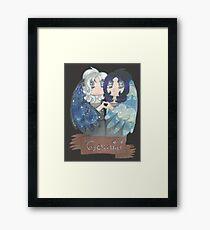 Gemini Seedling Framed Print