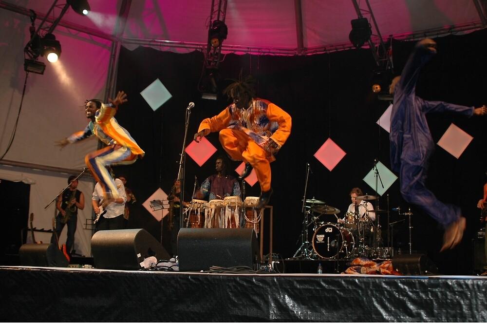 Jump (Pape Mbaye & Chosani) @ Olympic Park by muz2142