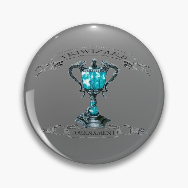 Triwizard Tournament Pin