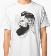 Kenny Brain - Bearded War Lord Classic T-Shirt