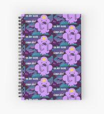 Lumpy Space Princess- Adventure Time Spiral Notebook