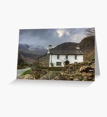 Yew Tree Farmhouse Greeting Card
