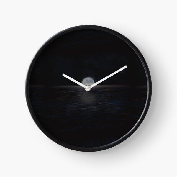 Moon River Clock