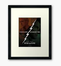 The Place Beyond The Pines Framed Print