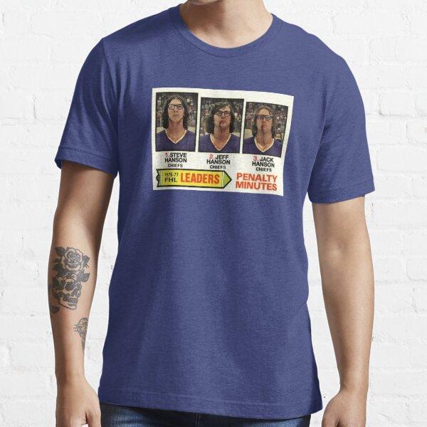 THE HANSON BROTHERS CHARLESTON CHIEFS FHL LEADERS SHIRT  Essential T-Shirt