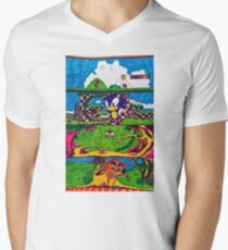 The Classic Game Collection! Mens V-Neck T-Shirt