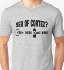 Sea of Cortez Scuba Diving Unisex T-Shirt