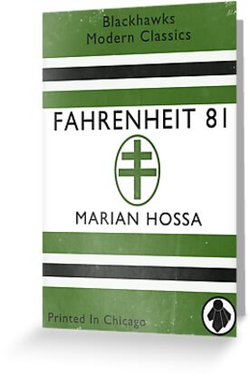 Fahrenheit 81 Book Cover by mightymiked