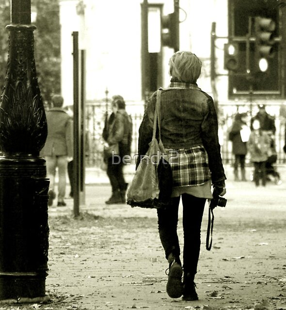 Gunslinger by berndt2
