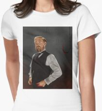 Professor James Moriarty Women's Fitted T-Shirt