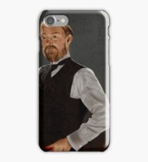 Professor James Moriarty iPhone Case/Skin