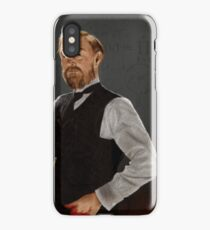 Professor James Moriarty iPhone Case